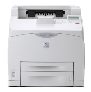 Fuji Xerox DocuPrint 340A Drivers Download Windows, Mac, Linux