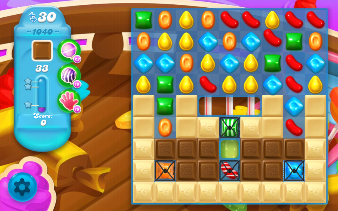 Candy Crush Soda saga Saga 1040