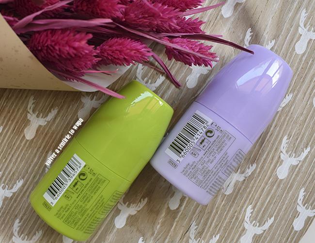 Desodorantes de Yves Rocher