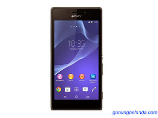 Cara Flashing Sony Xperia M2 D2305