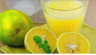 Benefits of drinking citrus juice