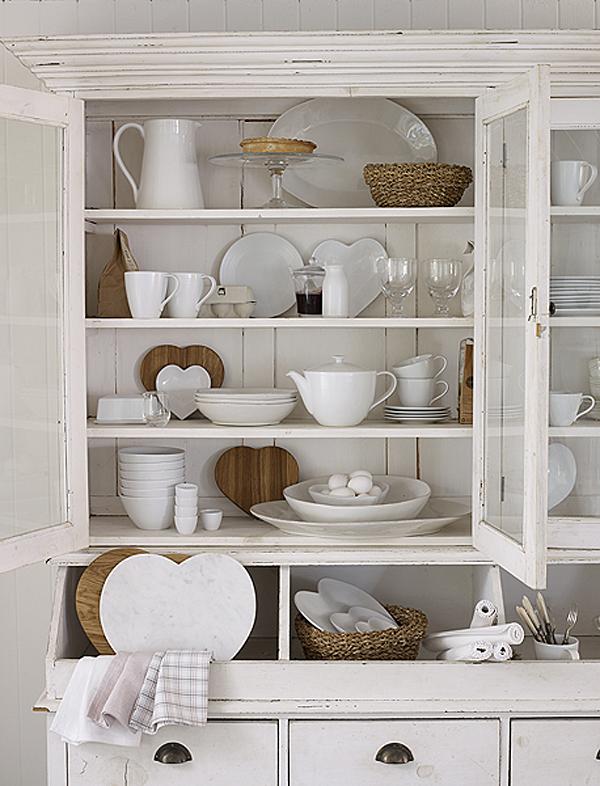 Rustik chateaux la alacena un mueble donde exhibir tus for Aparadores para cocina