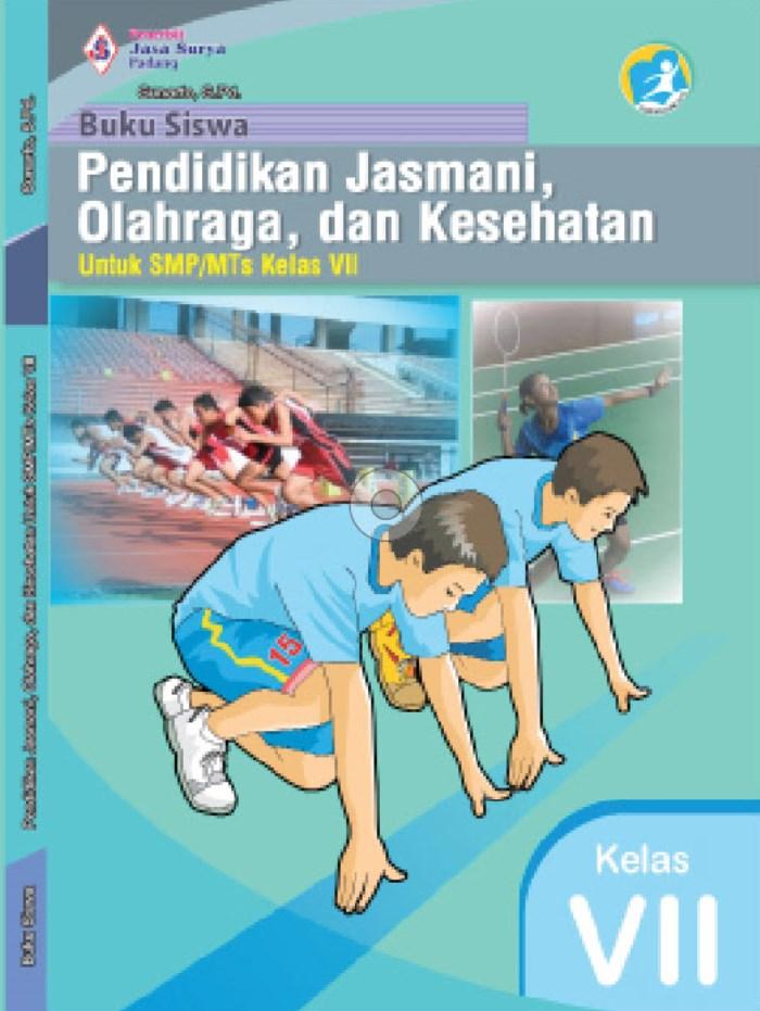 Buku Siswa Pendidikan Jasmani Olahraga dan Kesehatan untuk SMP/MTs Kelas 7