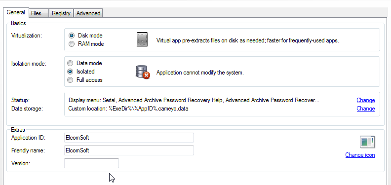 what you in NEED?: cameyo, your portable application builder
