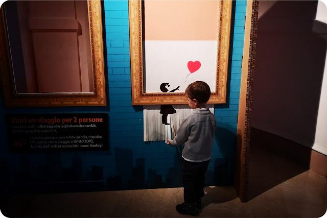 Banksy e il mondo dei bambini