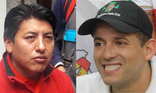 MNR ratifica oferta de su sigla al binomio Camacho-Pumari y aboga por un frente único
