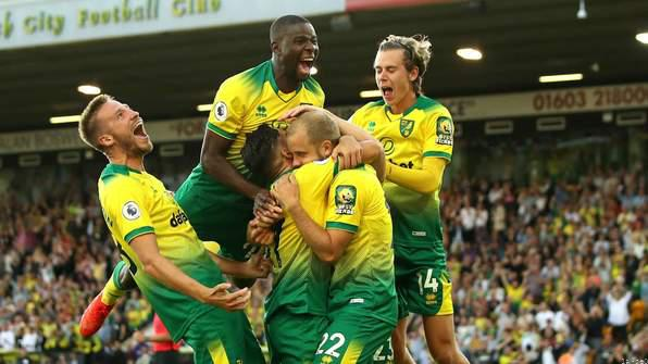 Highlight: Brilliant Norwich Put Manchester City to the Sword