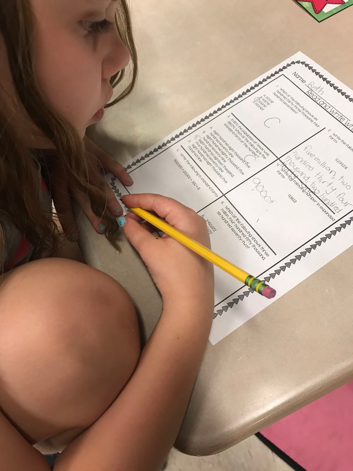The Cozy Crafty Classroom Word Problems In Math Best