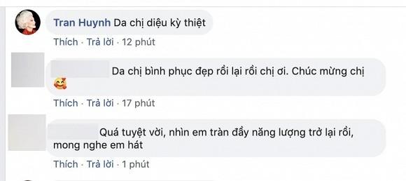 Hồi đầu tháng 5/2020, thông tin Hồng Ngọc bị bỏng do nổ nồi xông hơi được Đàm Vĩnh Hưng chia sẻ khiến người hâm mộ không khỏi lo lắng