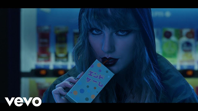 "Taylor Swift Unveils ""End Game"" Music Video ft. Future & Ed Sheeran"
