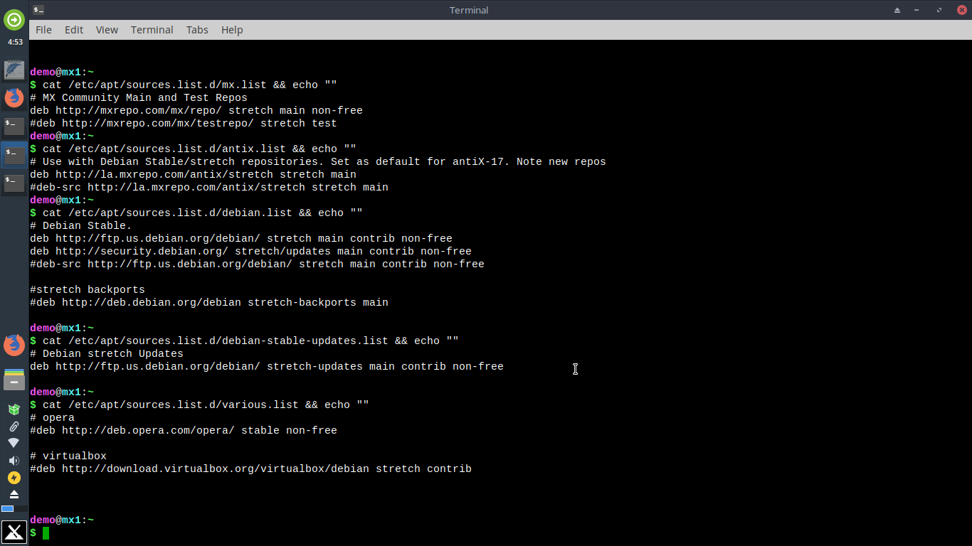 MX GNU/Linux, A Desktop Mix of Mepis and Antix without Systemd