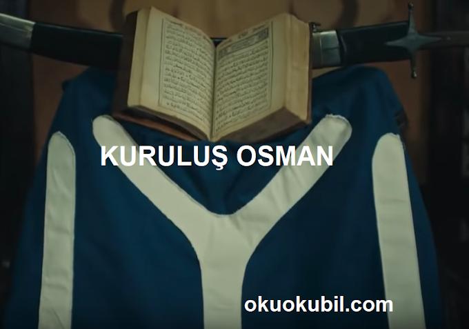 Kuruluş Osman Tanıtım Videosu Yayınlandı.