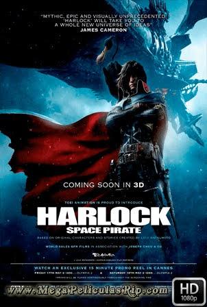 Capitan Harlock 1080p Latino