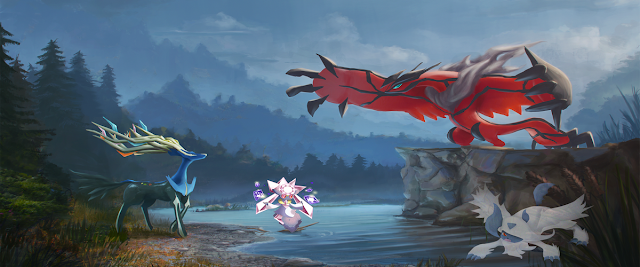 Pokémon: Diancie Y La Crisalida De La Destruccion (1.7GB) (HDL) (Latino) (Mega)