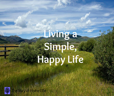 living a simple happy life, little house, little house living, little house on the prairie, simple, life, happy