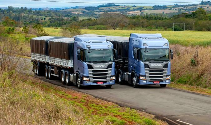 Scania supera a marca de 30 mil veículos conectados no Brasil
