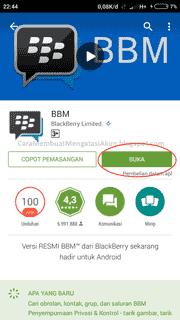 daftar bbm id