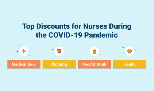What discounts does 2020 have for nurses?