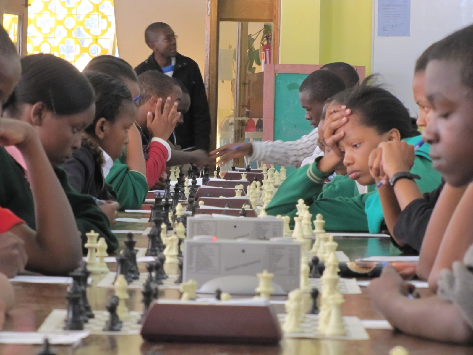 Final Results Of The World Youth Chess Qualifiers - Kenya
