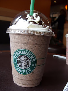 green tea frappuccino with 10 pumps of raspberry