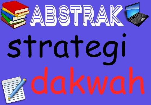 Abstrak Skripsi Strategi Dakwah Badiuzzaman Said Nursi dalam Novel Api Tauhid