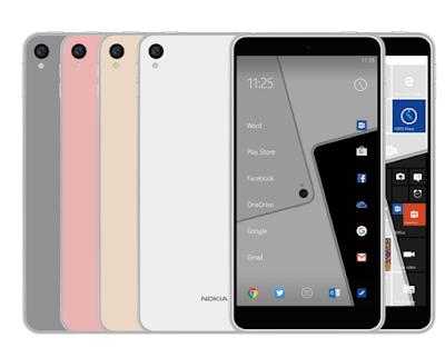 """Nokia Comeback dari """"Tidurnya"""" bersama Android"""