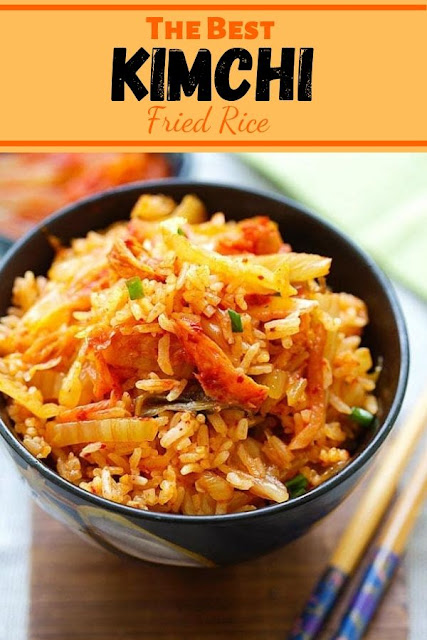 The Best Kimchi Fried Rice #The #Best #Kimchi #Fried #Rice Healthy Recipes Easy, Healthy Recipes Dinner, Healthy Recipes Best, Healthy Recipes On A Budget, Healthy Recipes Clean, Healthy Recipes Breakfast,