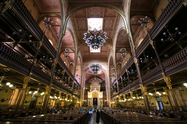 La grande Sinagoga-Budapest
