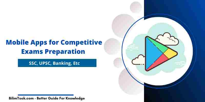 Top 5 Mobile Apps for Competitive Exams Preparation