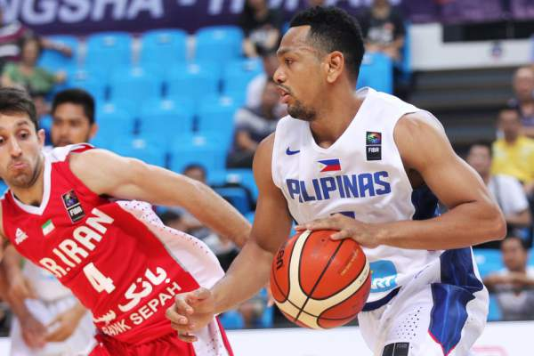 WATCH: Jayson Castro with 26 points leads the charge for Gilas vs. Iran | #FIBAAsia2015
