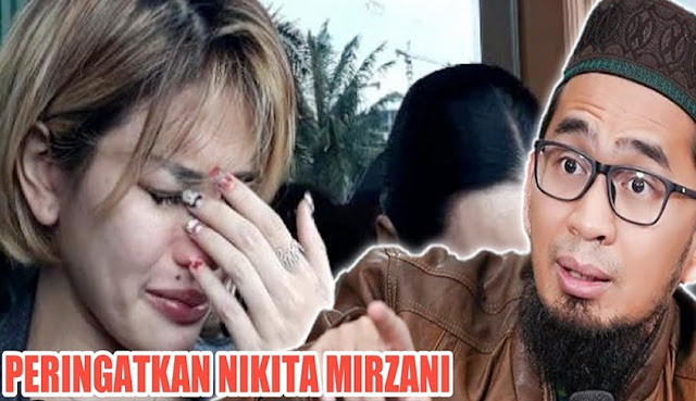 Sentil Nikita Mirzani yang Remehkan Salat, UAH: Orang Munafik Tempatnya di Neraka Jahanam