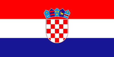 National Flag of Croatia