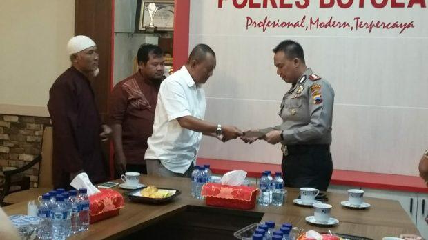 Dianggap Hina Prabowo, Bupati Boyolali Dilaporkan ke Polisi