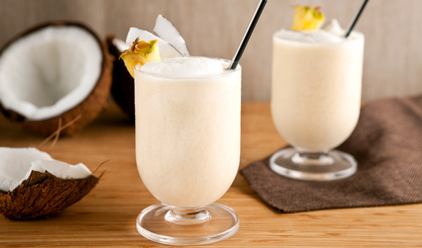 Resepi Coconut Mango Smoothie