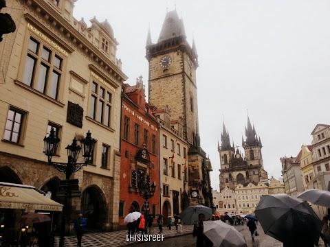 Pesona Prague - Siri Eksplorasi Dunia 2013 (UK dan EROPAH)