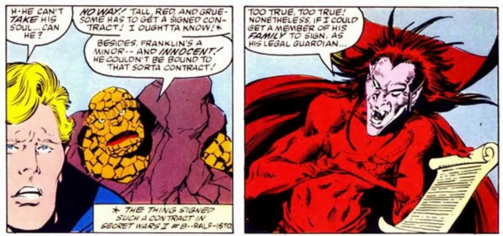 7e64d2dde8 It's established that Reed Richards (and, presumably, the rest of the Fantastic  Four by default) are aware of the truth about X-Factor.