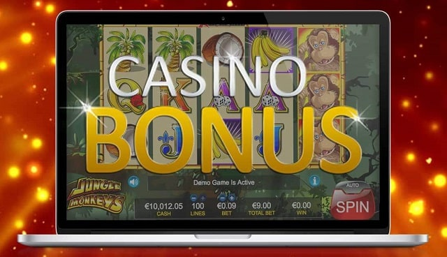 most popular bonuses online casino free money