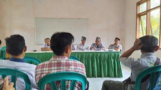 BPP Kecamatan Cimerak Adakan Musyawarah Sebar Padi Sawah MT 2019/2020