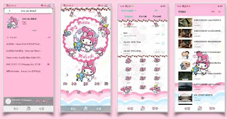 My Melody Love Theme for VIVO All Versi 2