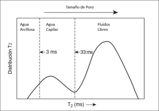 Curva de Distribución T2