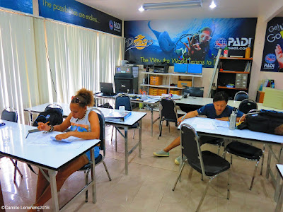 PADI IDC for July/August 2016 on Phuket has started