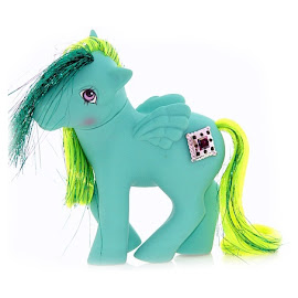 MLP Princess Pristina Year Six Princess Ponies II G1 Pony