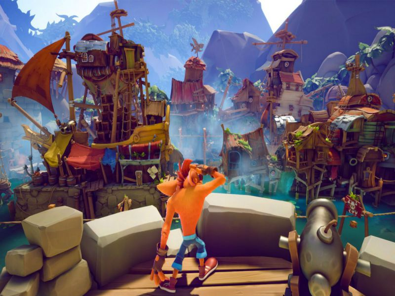 Crash Bandicoot 4 It's About Time PC Game Free Download
