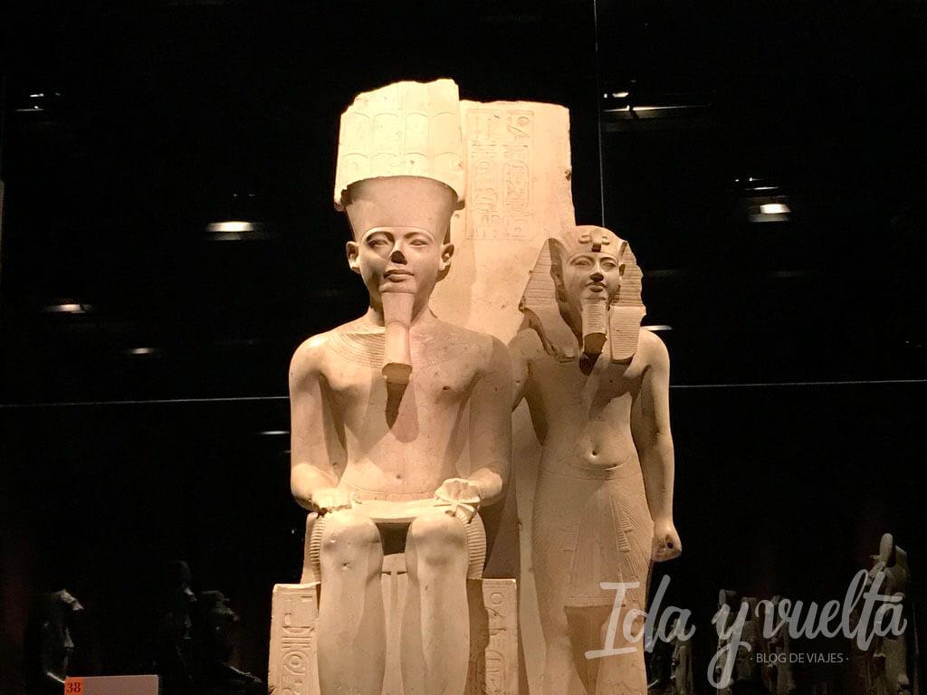 Museo Egipcio Turín Galeria de los Reyes