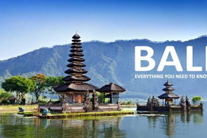 10 Destinantion Tourism in Bali