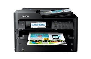 Epson WorkForce Pro ET-8700 Driver & Utilities