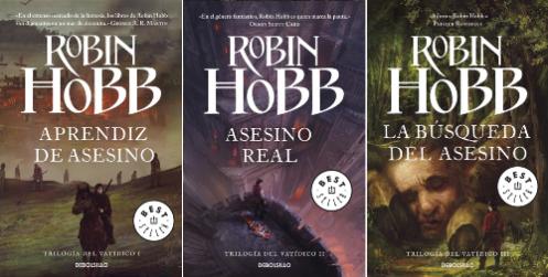 trilogía del asesino robin hobb