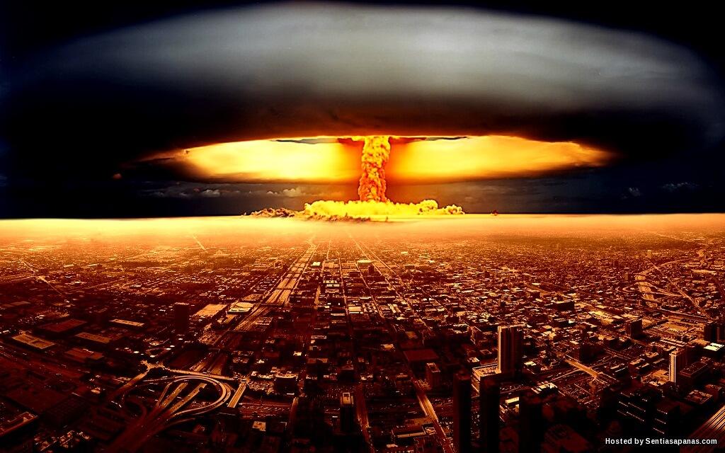 Bom Atom Senjata Utama Perang Dunia Ke 3