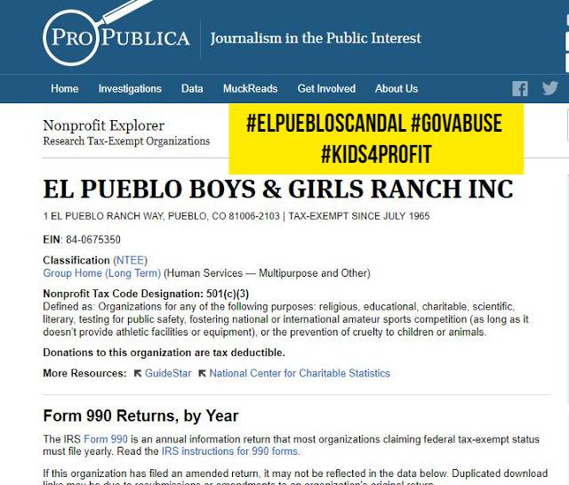 el pueblo boys and girls ranch scandal april 2018