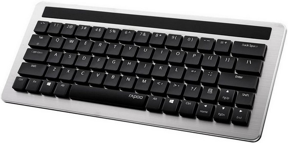 Mactrem Rapoo Black Mechanical MX Keyboard